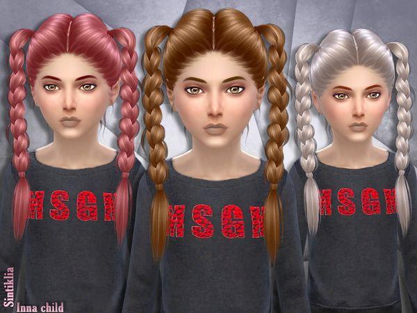 Sims 4 Kinder Cc