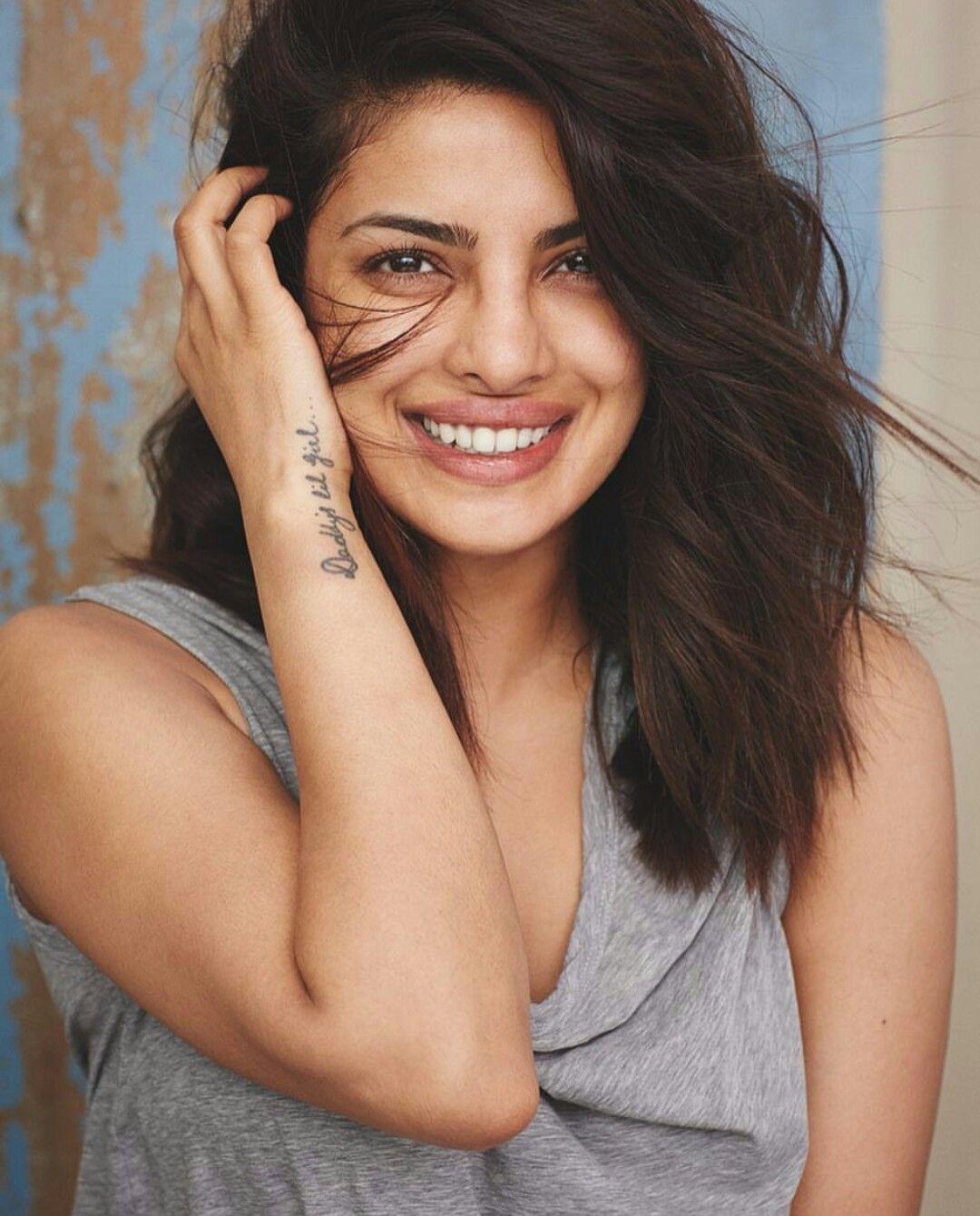 Priyanka Chopra Without Makeup Priyanka Chopra Hair Priyanka