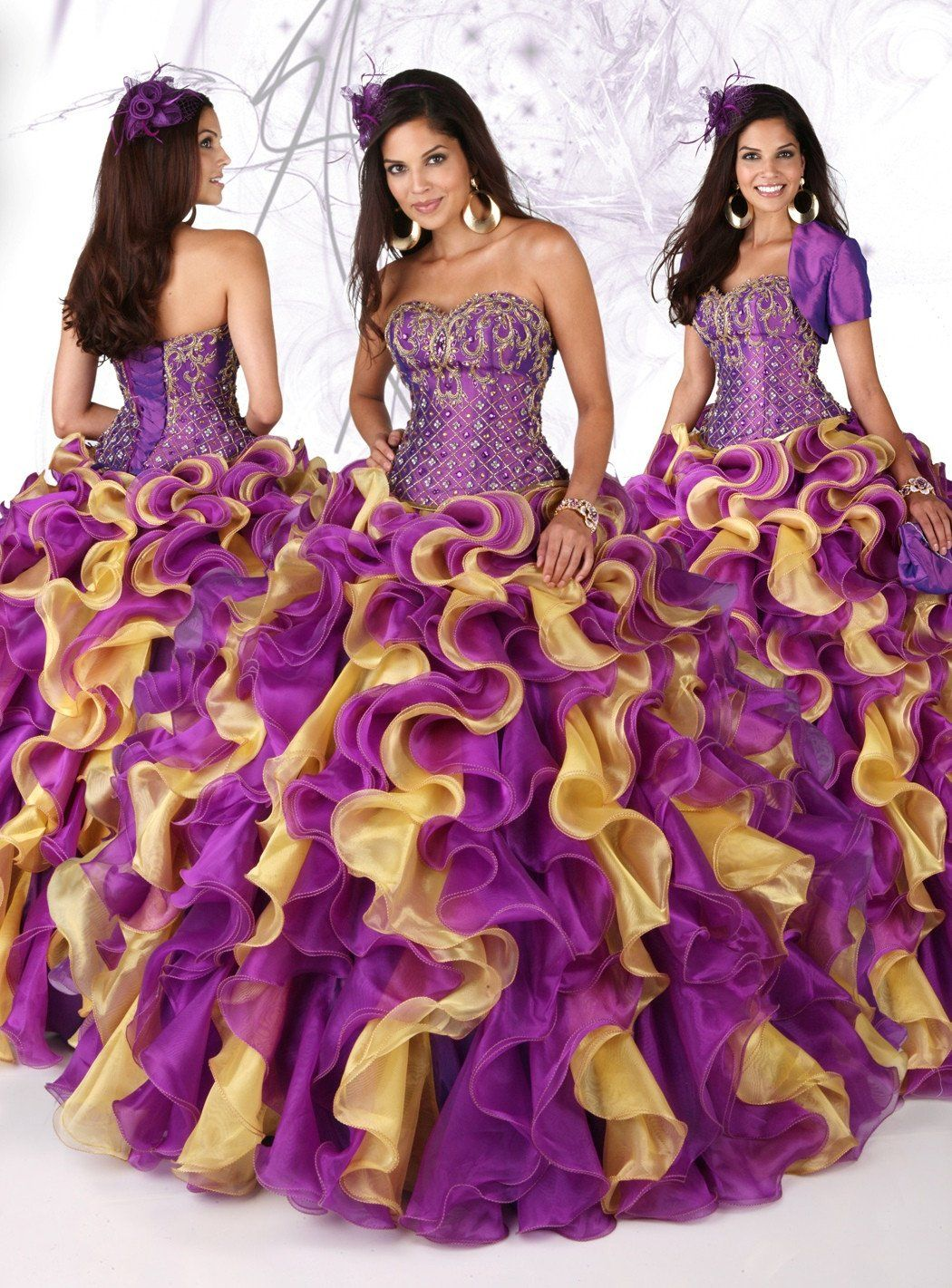 Q by DaVinci Quinceanera Dress Style 80080