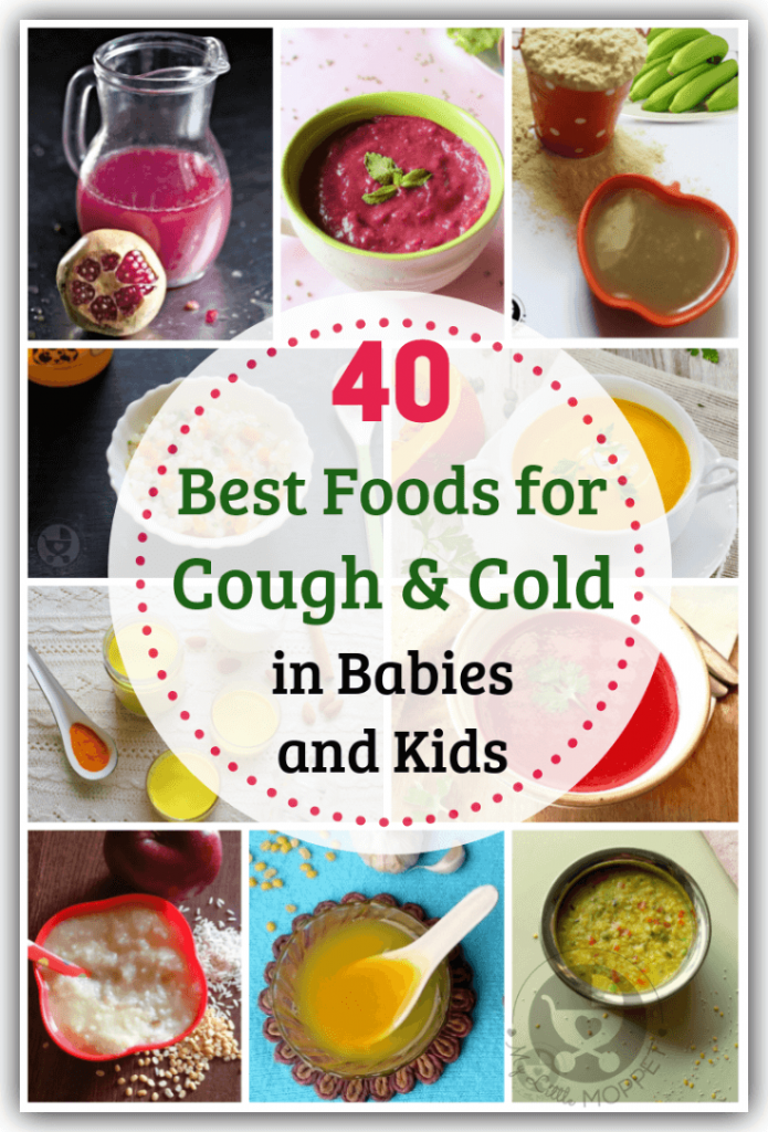 40 Best Foods For Cough And Cold In Kids Best Food When Sick Baby Food Diet Food When Sick