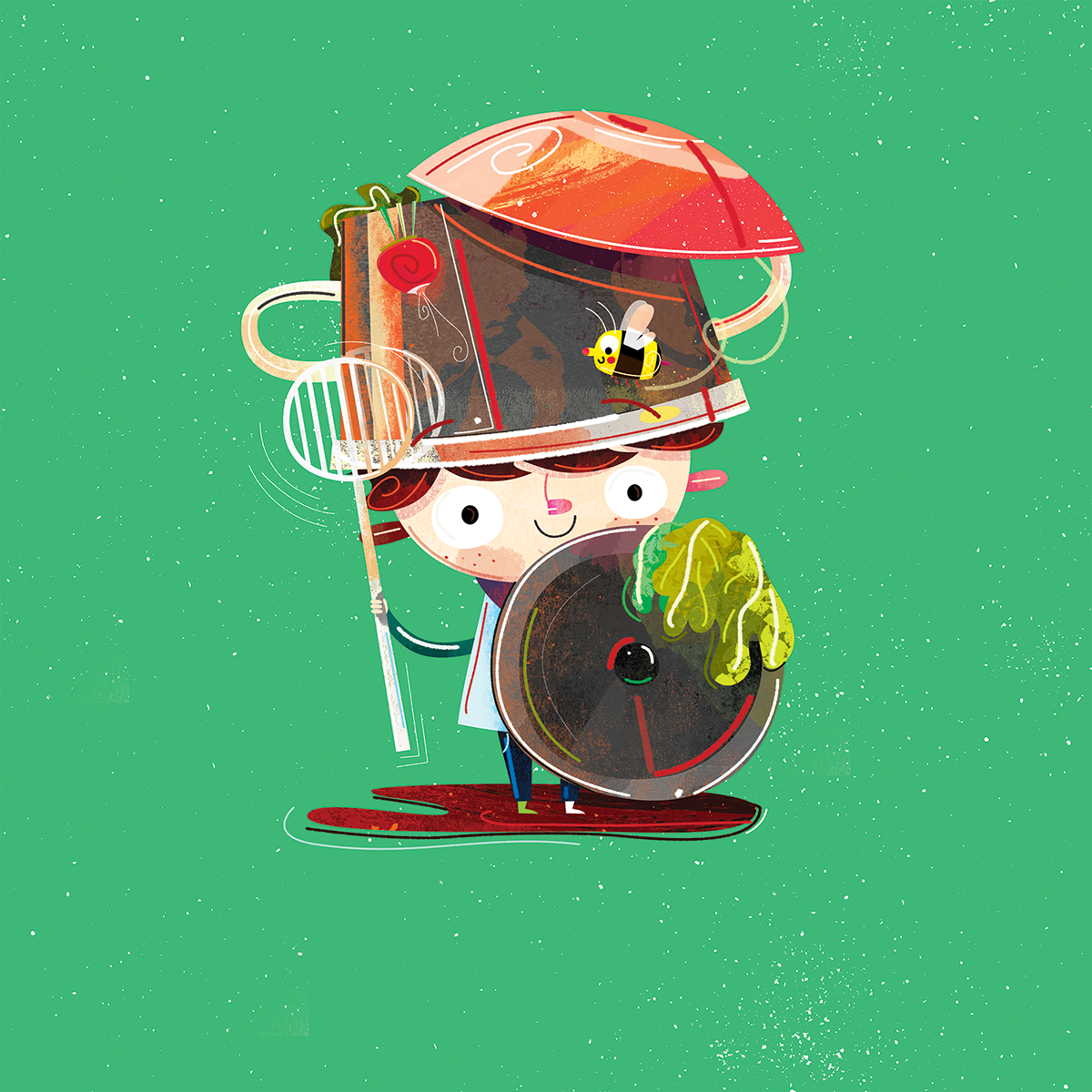 Let's cook! on Behance