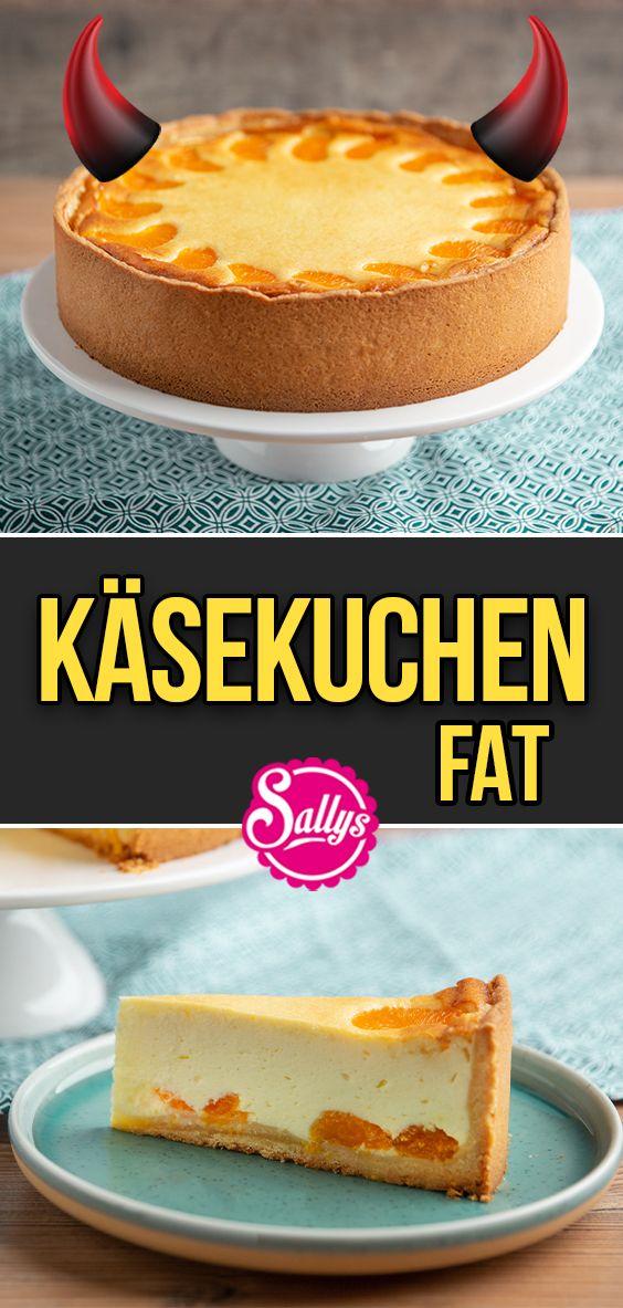 Photo of KÄSEKUCHEN MIT MANDARINEN / SALLYS WELT
