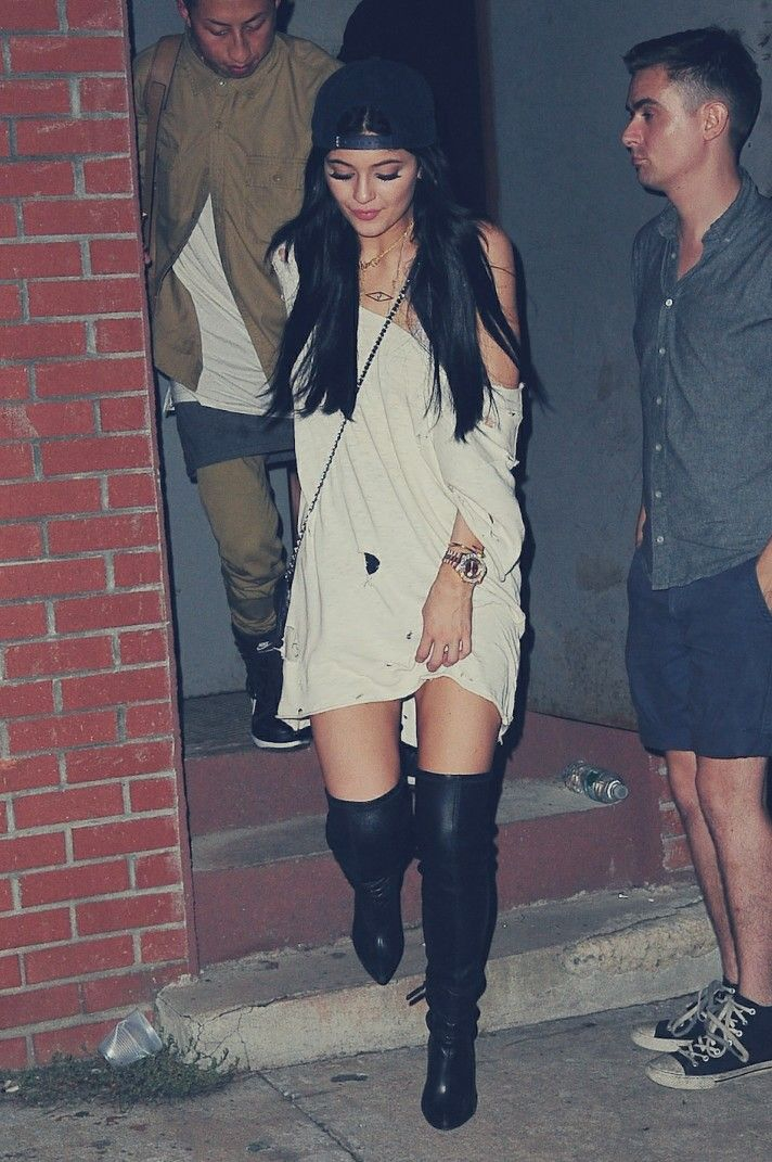 Kylie J's Outfit Right Here Is Something I Can See My Self