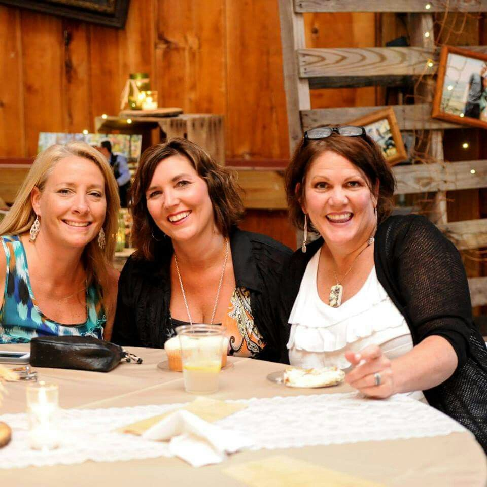 Tammy, Lisa and Joy