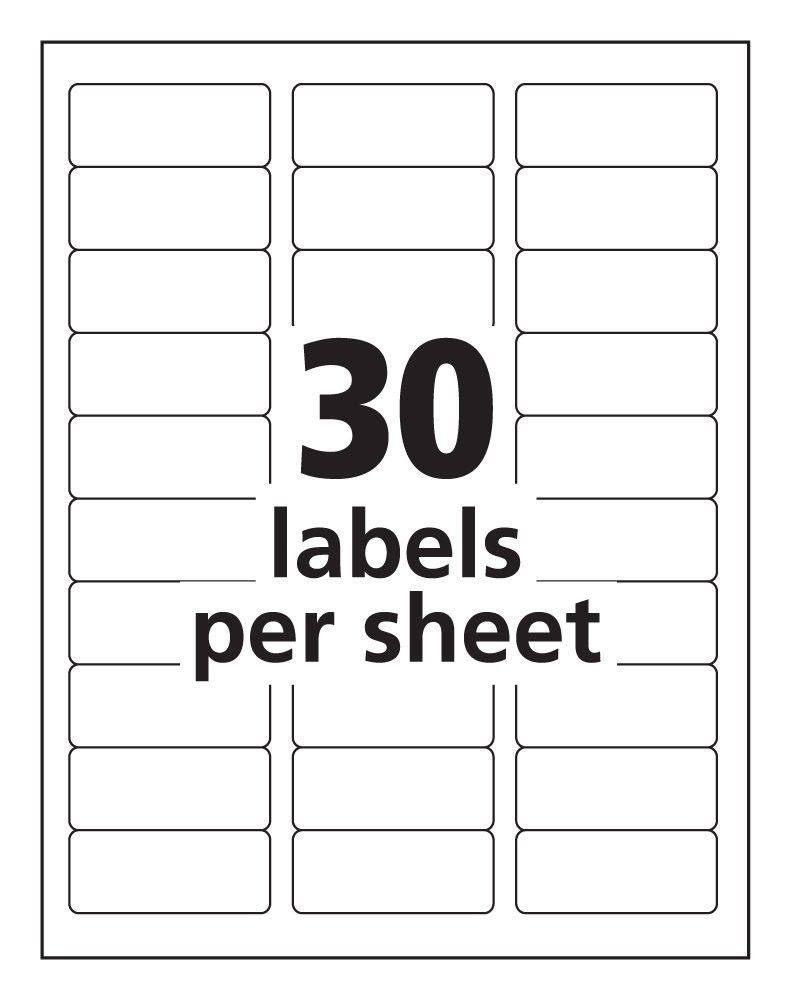 Avery Label Template 5163 The Best Best S Of Avery Label Templates Avery Label 5160 Address Label Template Return Address Labels Template Free Label Templates