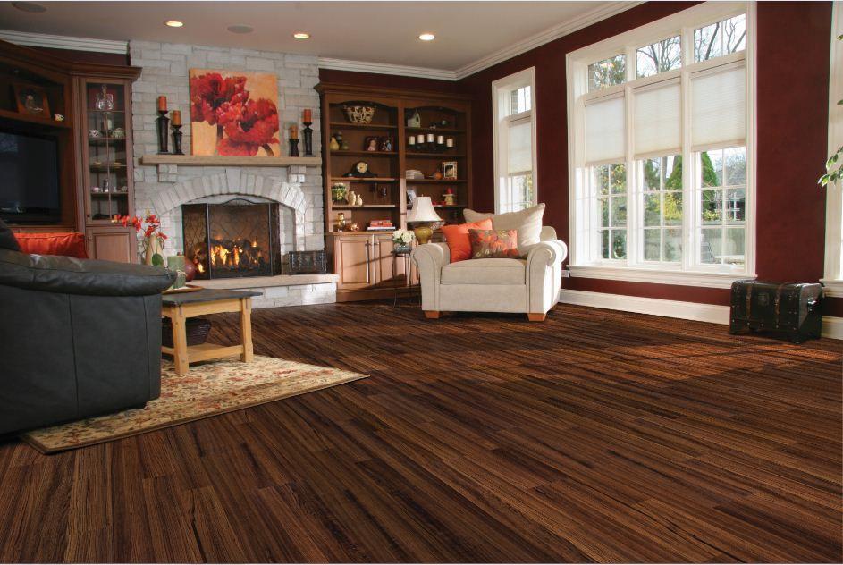 Flooring Really Can Tie A Room Together Laminate Solid Hardwood Floors Hardwood Alternative Oak Wood Floors