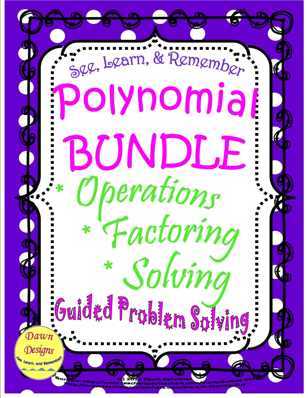 Multiplying Monomials And Polynomials Worksheet Answers