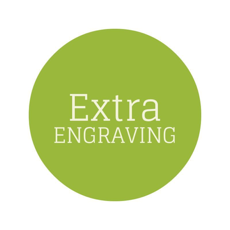 Additional charge for extra engraving and/or setup requests. Please add this item to you cart, if your order includes: - Something engraved that normally isn't - Both sides of an item engraved - If yo