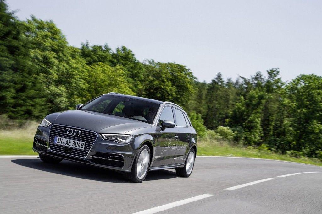 Audi A3 Sportback sử dụng động cơ điện có giá 3Audi A3