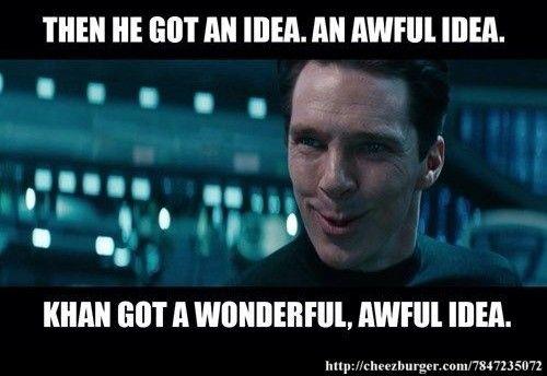 Youre A Mean One Mr Singh Sherlock Star Trek Benedict