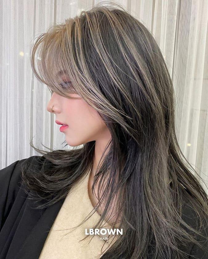 Photo of 'Lên đời nhan sắc' với 12 màu tóc highlight sang xịn, trendy và hút mắt