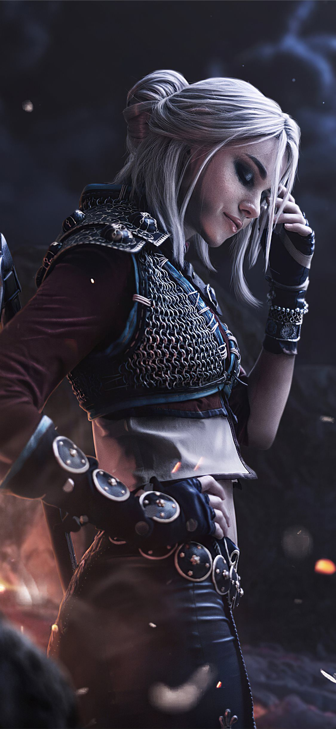 Ciri Witcher Cosplay 4k Ciri Thewitcher3 Games Ps4games Xboxgames Pcgames 4k Iphonexwallpaper In 2020 Ciri Witcher The Witcher Game Witcher Art