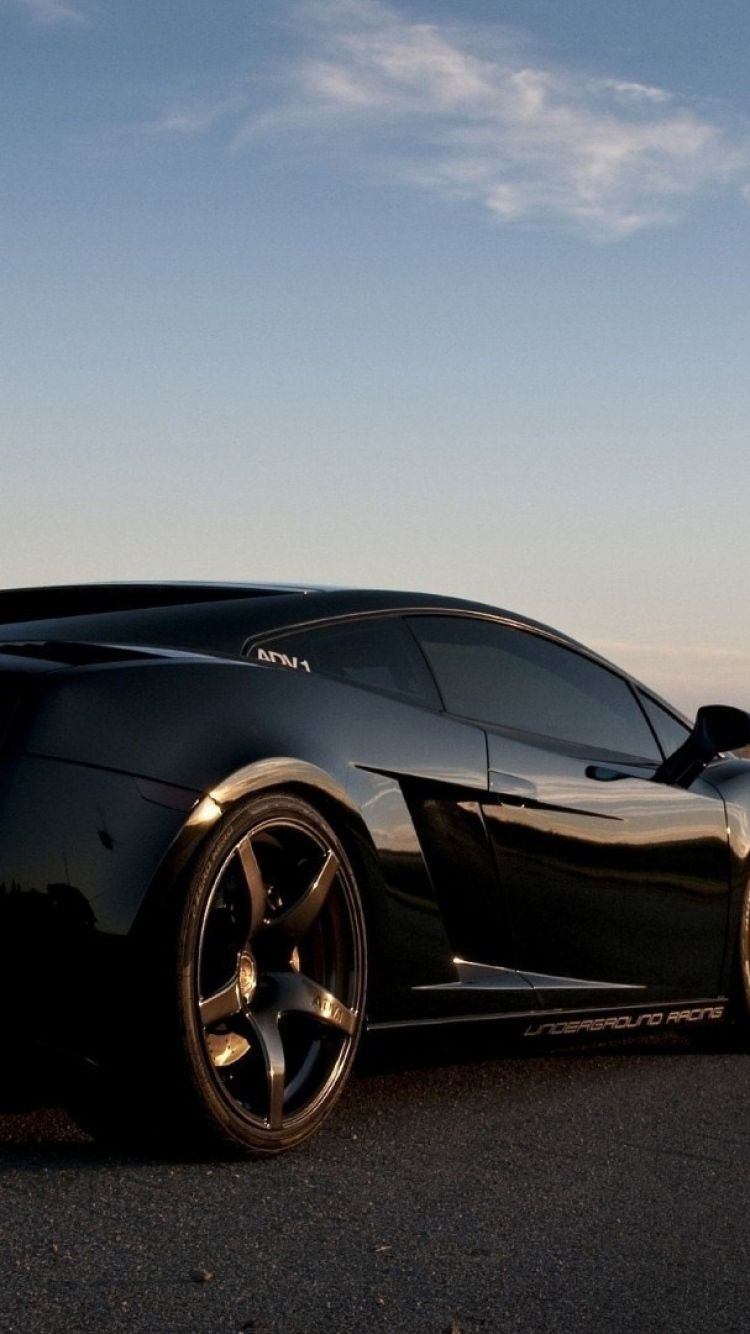 Lamborghini Gallardo Spyder IPhone Plus Wallpaper Cars