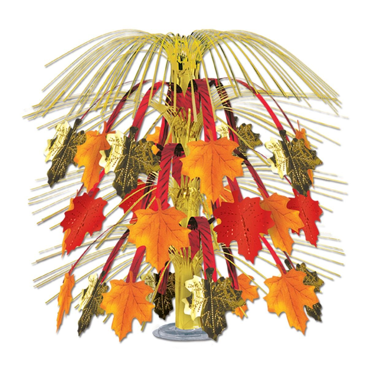 Pack Of 6 Leaves Of Autumn Cascade Centerpiece Thanksgiving Decoration 18 In 2020 Thanksgiving Decorations The Holiday Aisle Farmhouse Fall Decor