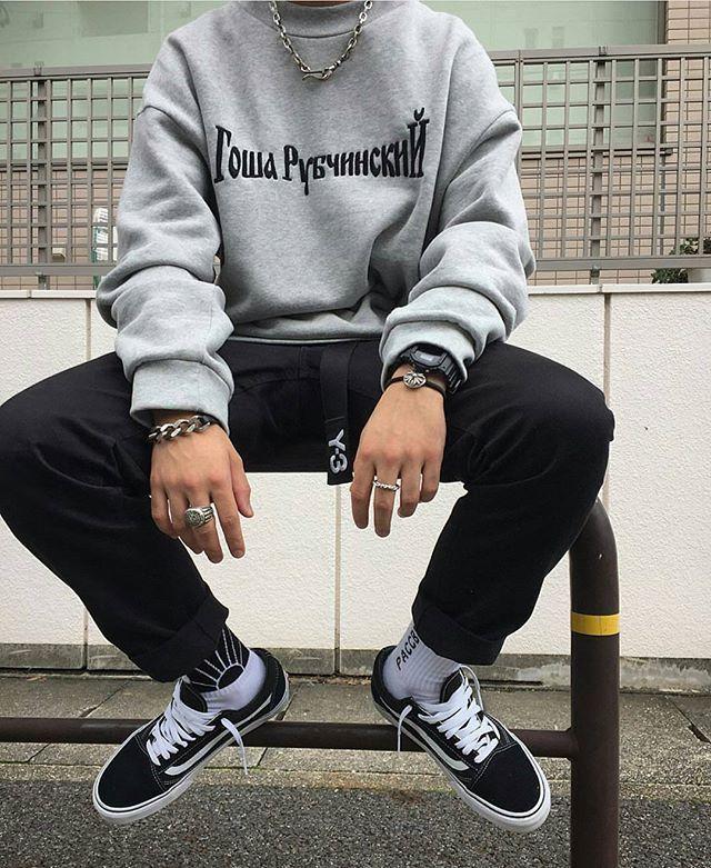 Rubchinskiy. : @_____4460__ | fashion | Streetwear fashion ...