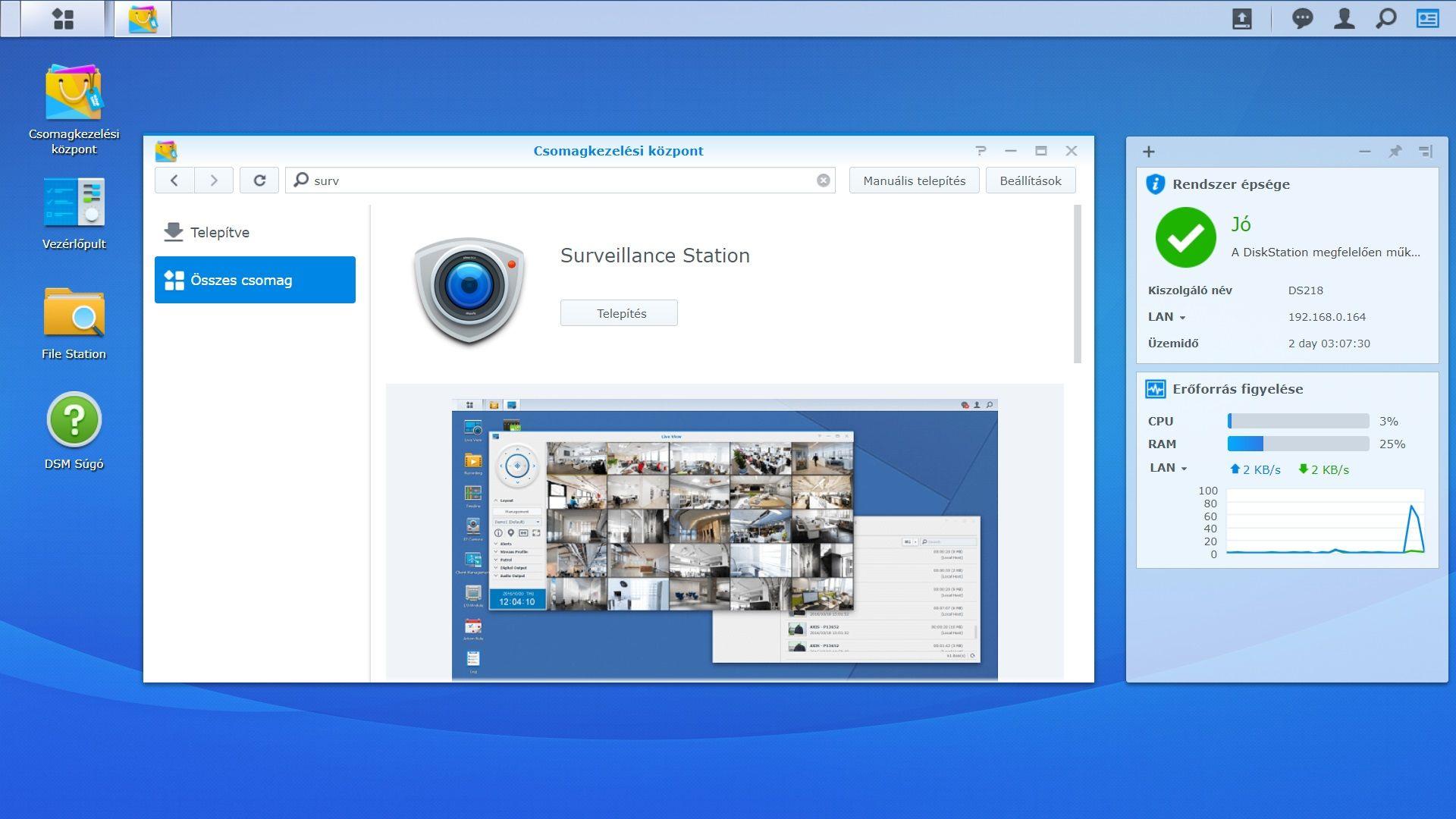 Image result for surveillance station