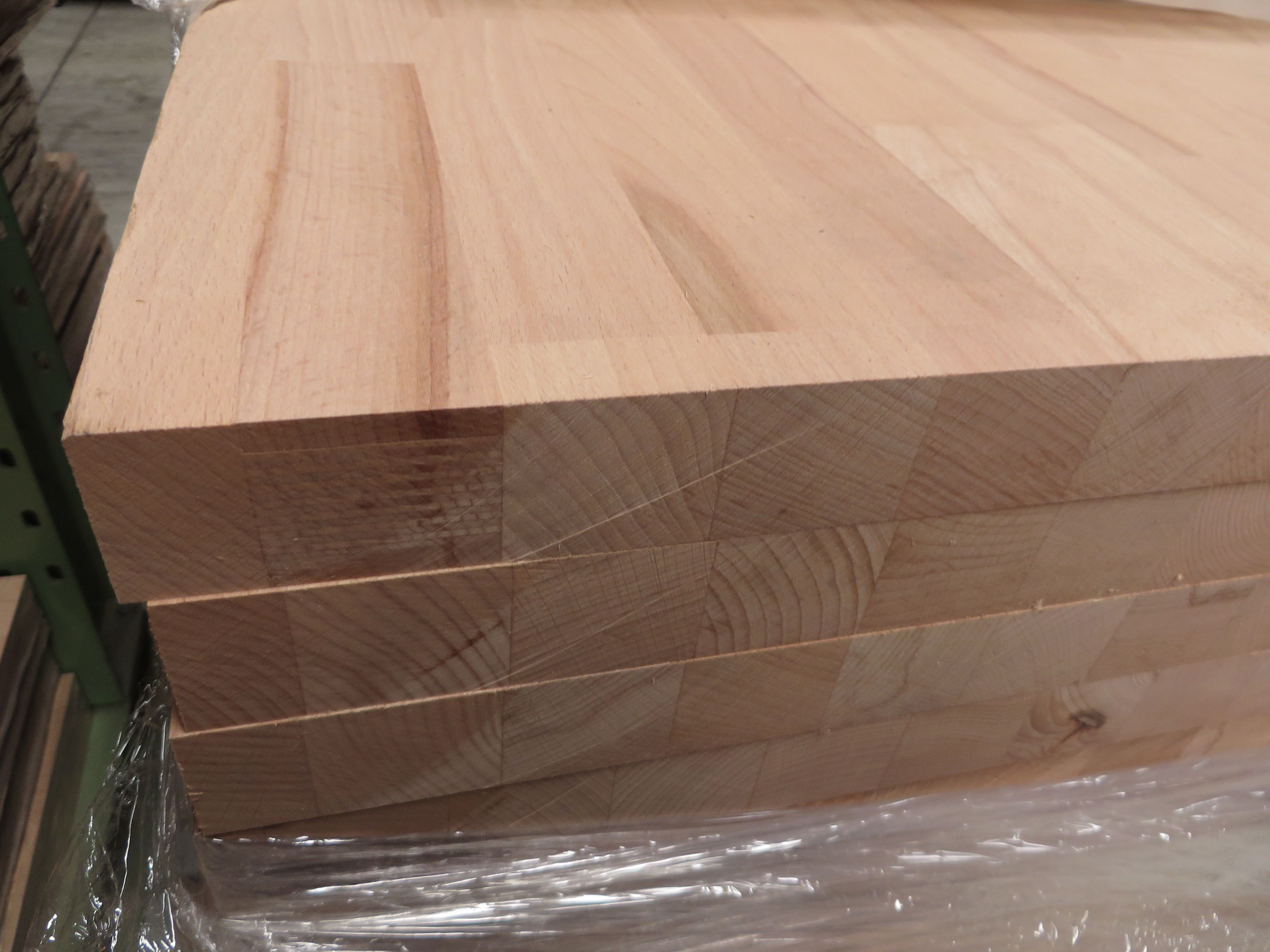 Werkbankplatte Buche Holz Bank Innenausbau