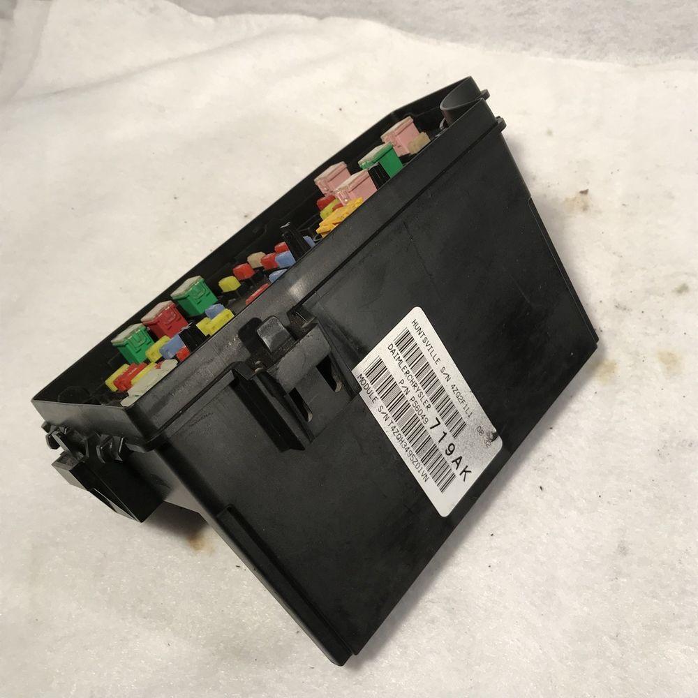 chrysler 06 10 pt cruiser fuse box p56049719ak totally integrated power module b chrysler [ 1000 x 1000 Pixel ]
