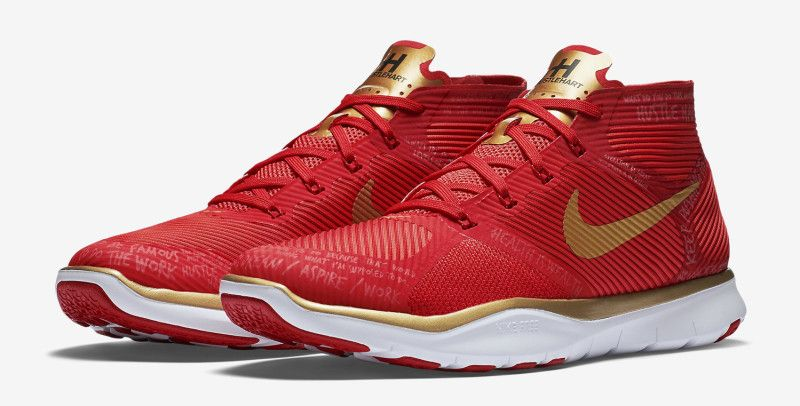 Release Date Nike Free Train Instinct Hustle Hart Red KicksOnFirecom