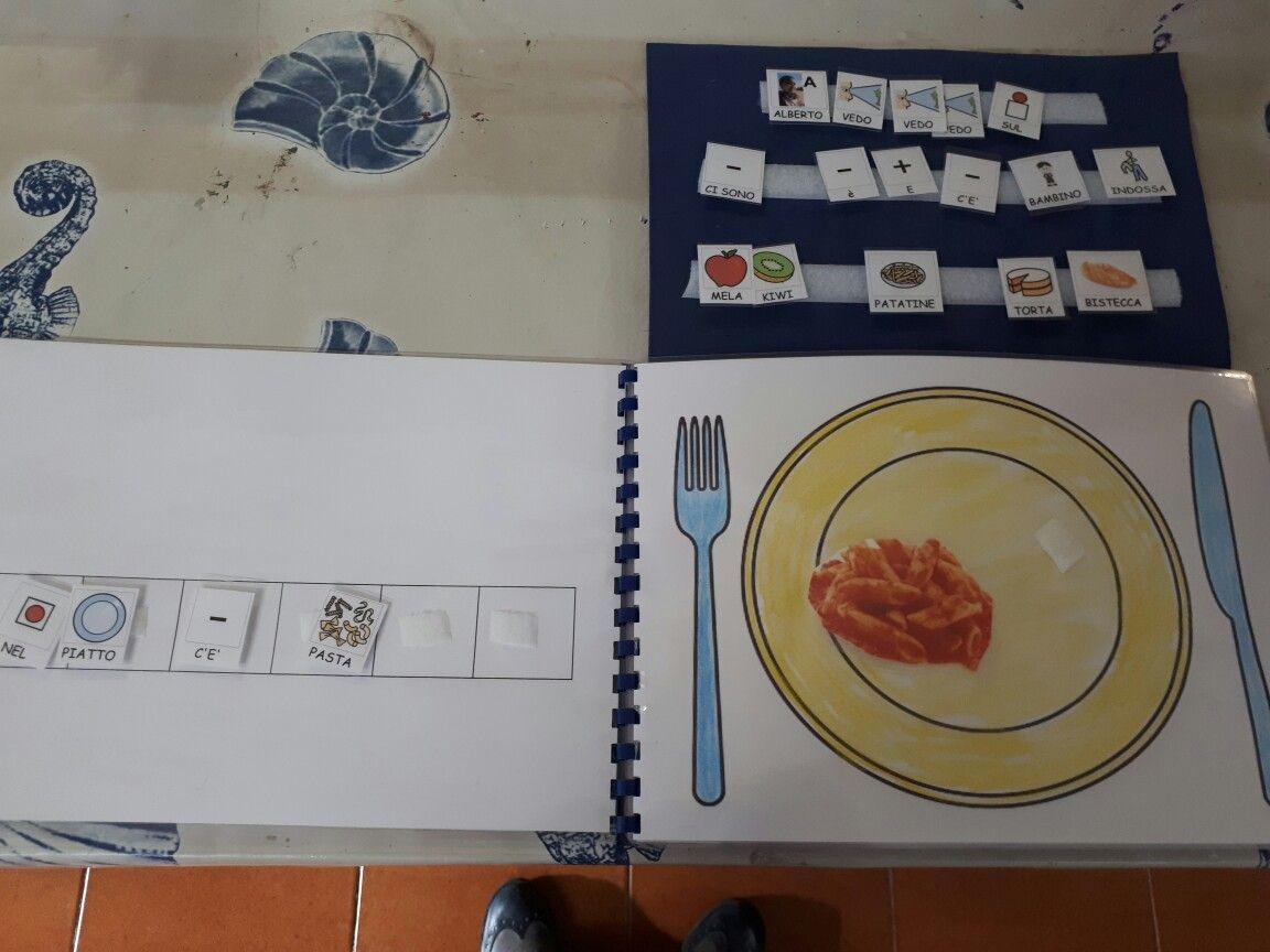 Cartelloni bambini ~ Quaderno per bambini autistici con pecs.. esercitarsi a creare