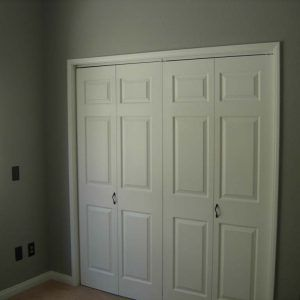 8 Foot Tall Bi Fold Closet Doors