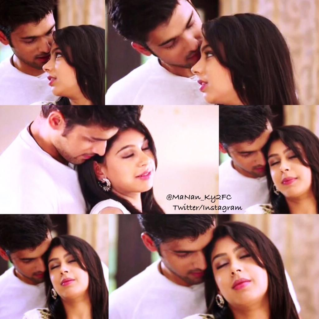 Love is when two lovers join their hearts together and combine them with love