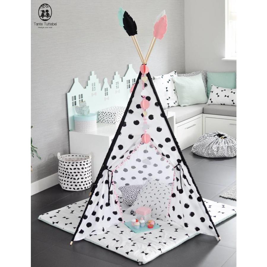 Tante Tuttebel Tipi Tent Custom Made | Baby, Kinderkamer
