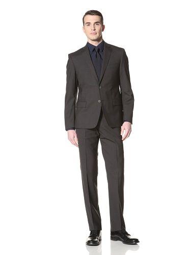 65% OFF Versace Collection Men\'s Suit (Grey)