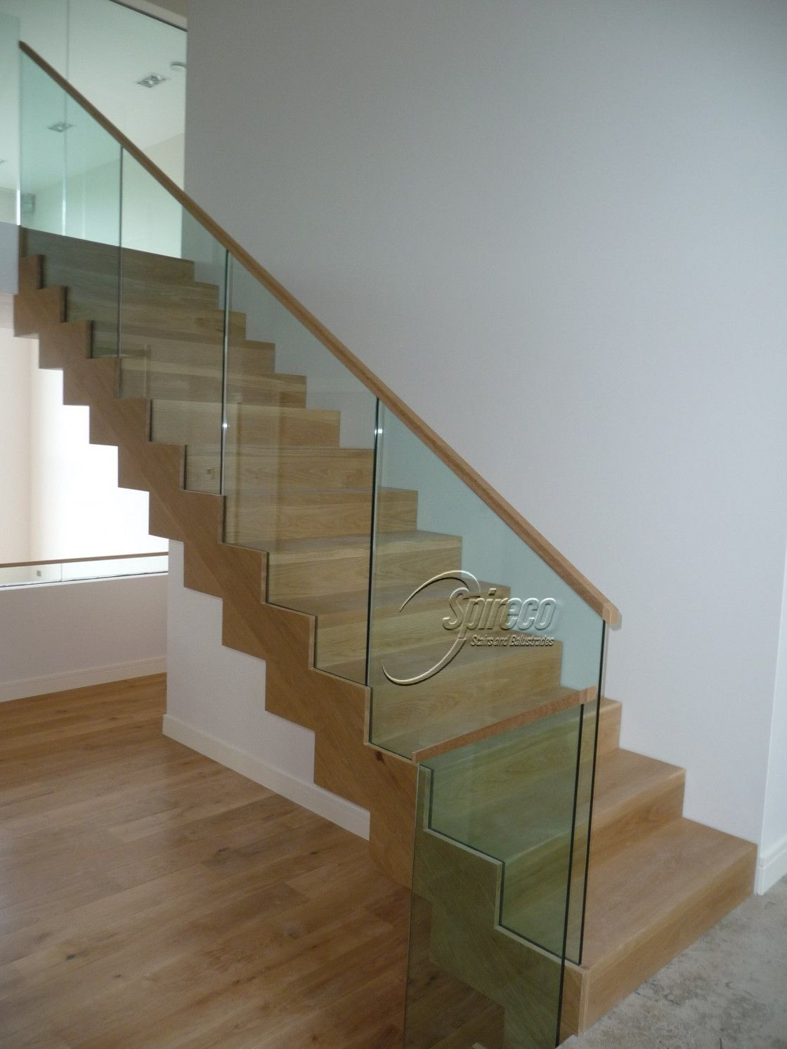 Best Floating Stairs Spireco Spiral Stairs Contemporary 640 x 480