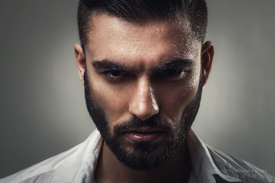 Beleza masculina por Milenko Đilas em 500px