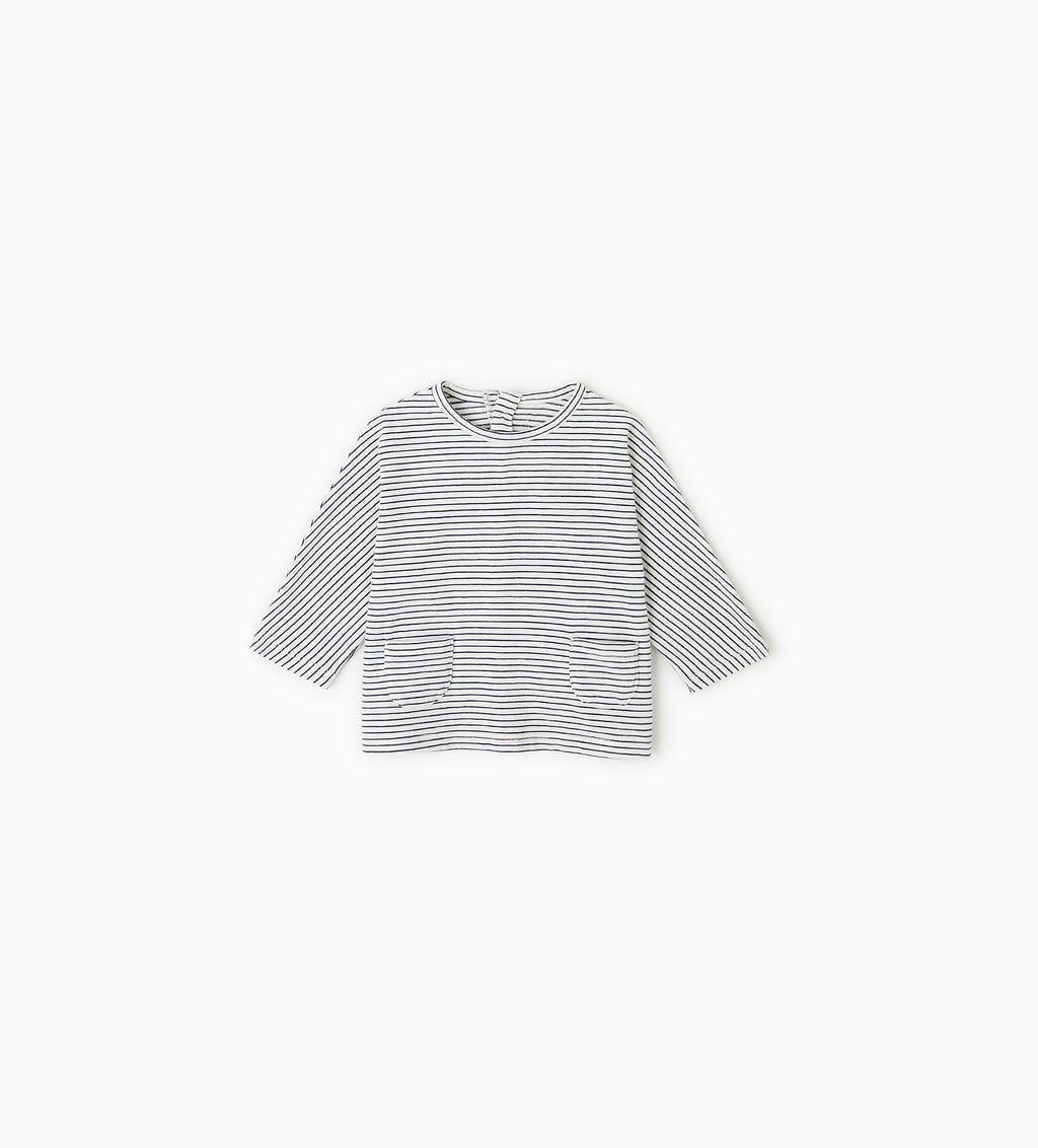Striped T-shirt (With Images)