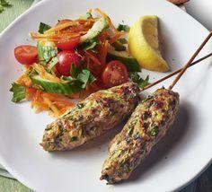 Turkey & courgette koftas | Recipe | Fodmap recipes ...