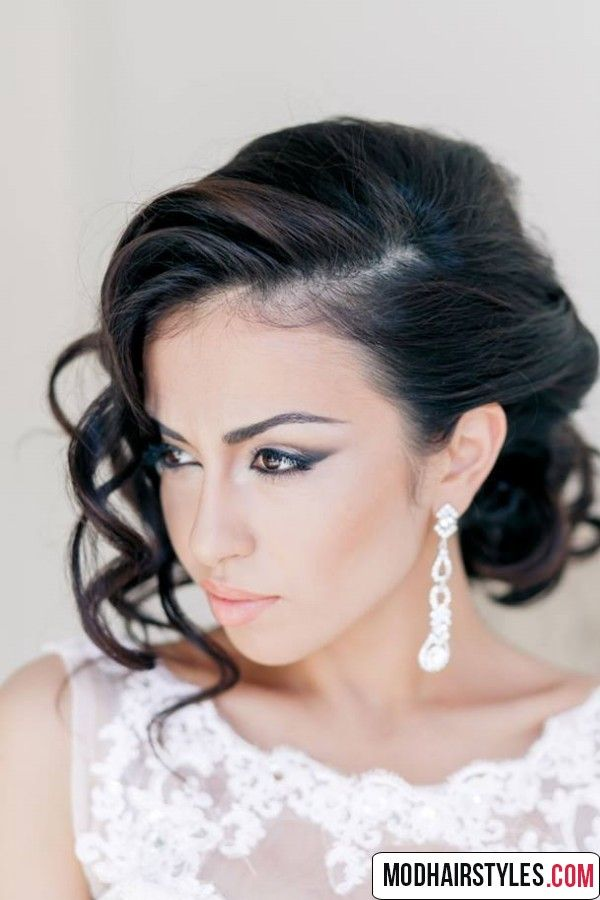 Bride Hairstyle 2016