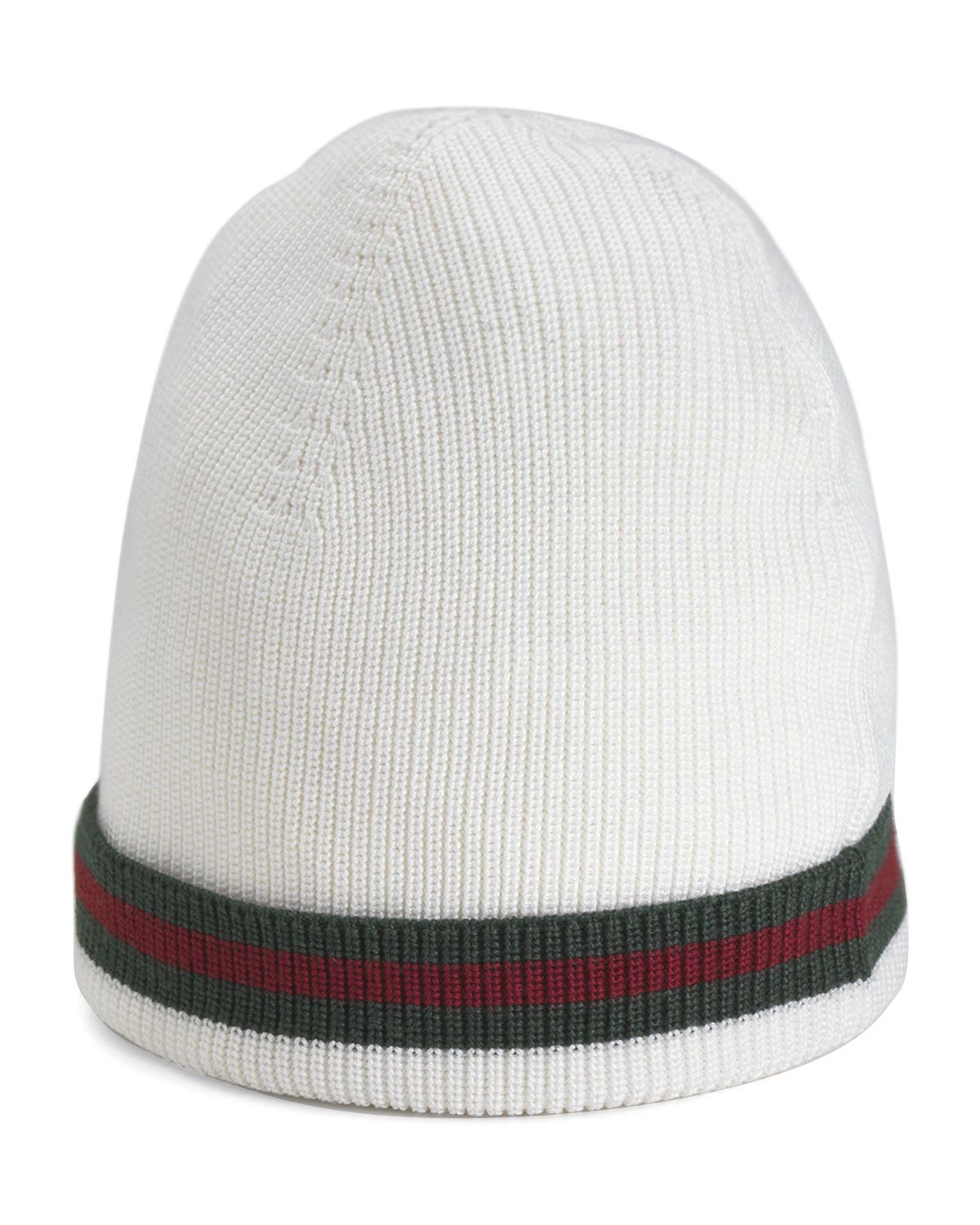 17fe874d Crook Knit Hat White | *Clothing Accessories > Hats* | Hats, Knitted ...