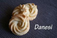 a casa di eli per l'ora del tè: vanille kranse ovvero biscotti danesi
