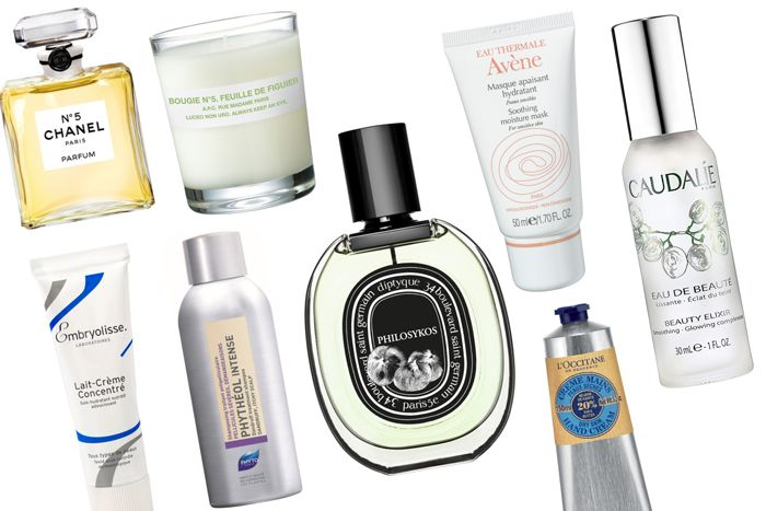 cult french beauty products