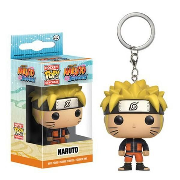 This is a Naruto Pocket POP Naruto Vinyl Figure Keychain that is produced by…
