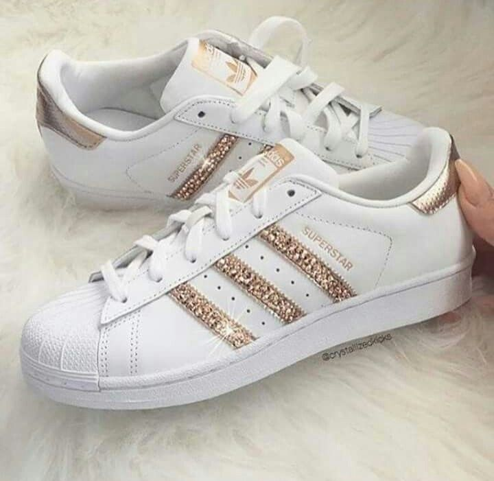 0a341b1822b2 White adidas superstar