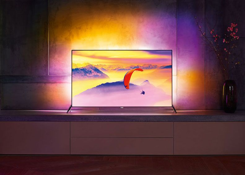 Philips Hue Led Strip Tv.5 Great Ideas For Using Phillips Hue Light Strips Around The Home