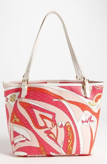 Emilio Pucci 'Small' Shopper available at Nordstrom