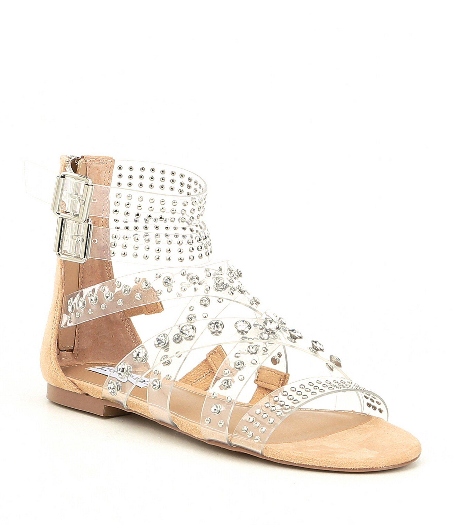 d64a2ea1de5 Shop for Steve Madden Shift Gladiator Studded Sandals at Dillards ...
