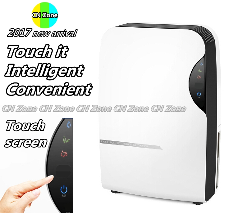 198.80$  Buy here - http://alimtn.worldwells.pw/go.php?t=32397263282 - Free shipping electric refrigerative dehumidifier for home air dryer machine moisture absorb water intelligent deshumidifier