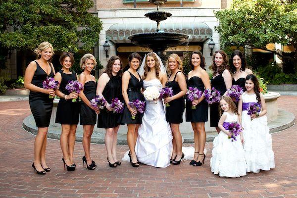 Purple Bridesmaid Dresses Shoes Fashion Dresses