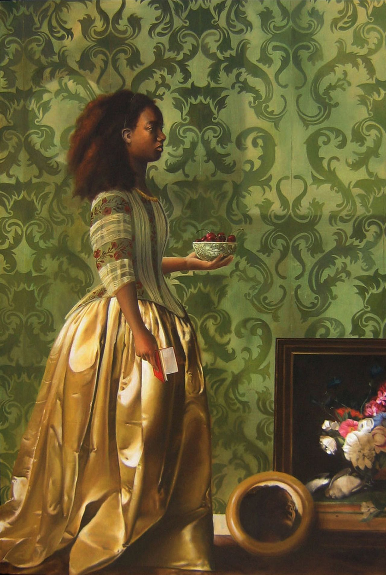People Of Color In European Art History African
