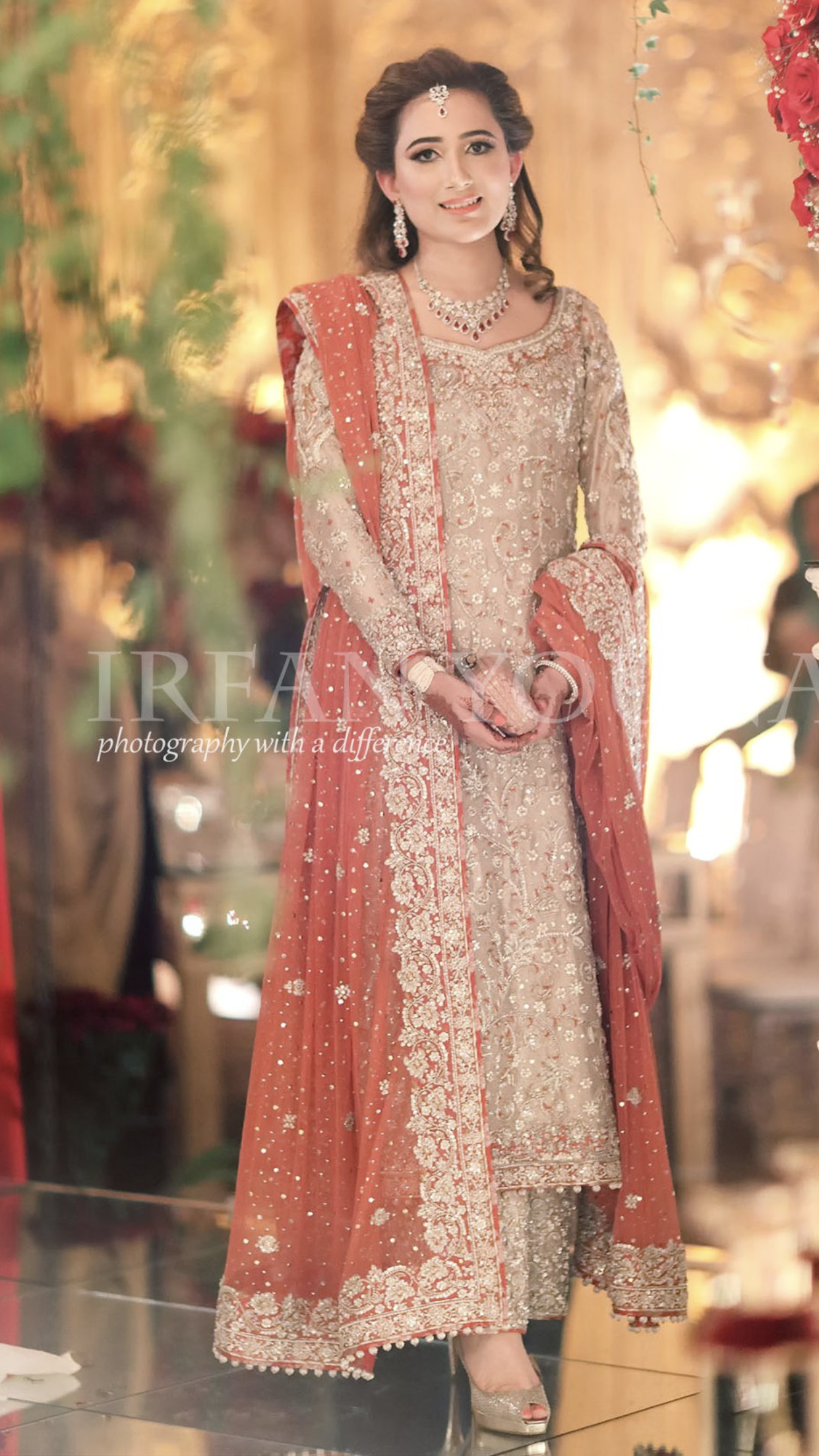 bd9a793830 Grooms sister Pakistani Wedding Outfits, Pakistani Bridal Wear, Pakistani  Couture, Pakistani Engagement Dresses