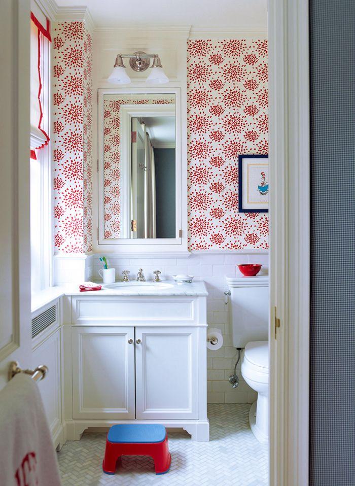 Happy Fourth Of July Boys Bathroom Girls Bathroom Kids Bathroom 4th of july bathroom decor