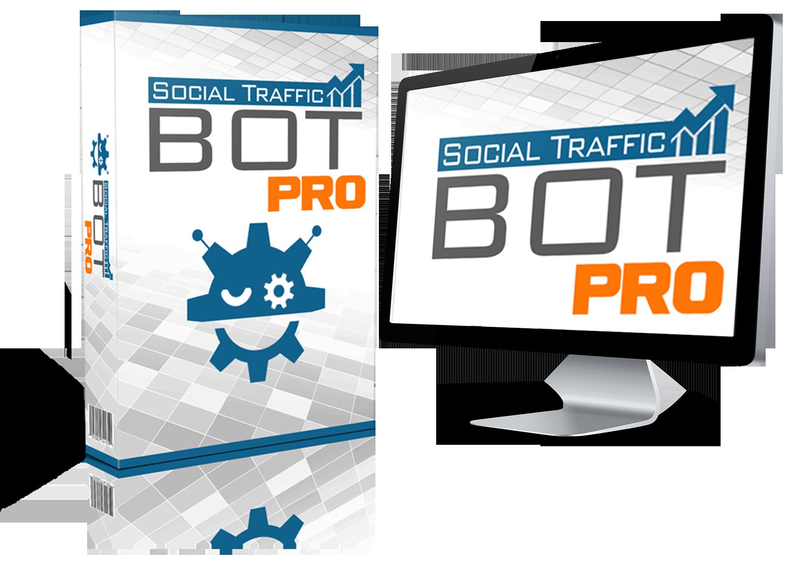 GET] Social Traffic Bot >> PRO + DEVELOPER RIGHTS | TopWSODownload