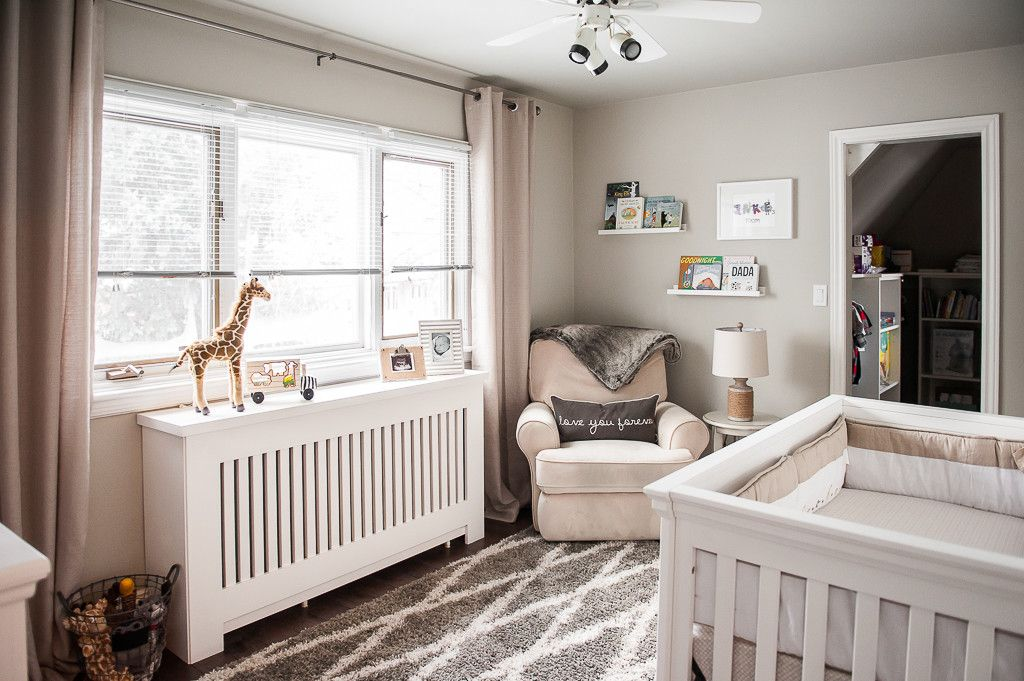 Gender Neutral Safari Nursery Love The Soothing Colors And Design
