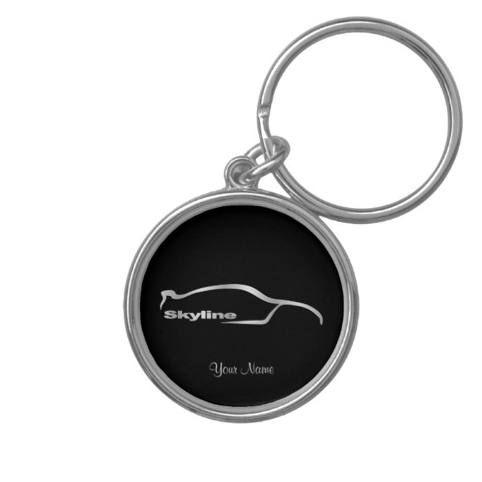"""Skyline Silver Silhouette With Black Background Keychain, Adult Unisex, Size: Small (1.44""""), Lavender Blush Skyline Silver Silhouette with Black Background Keychain, Adult Unisex, Size: Small (1.44""""), Lavender Blush White Things white color 370z"""