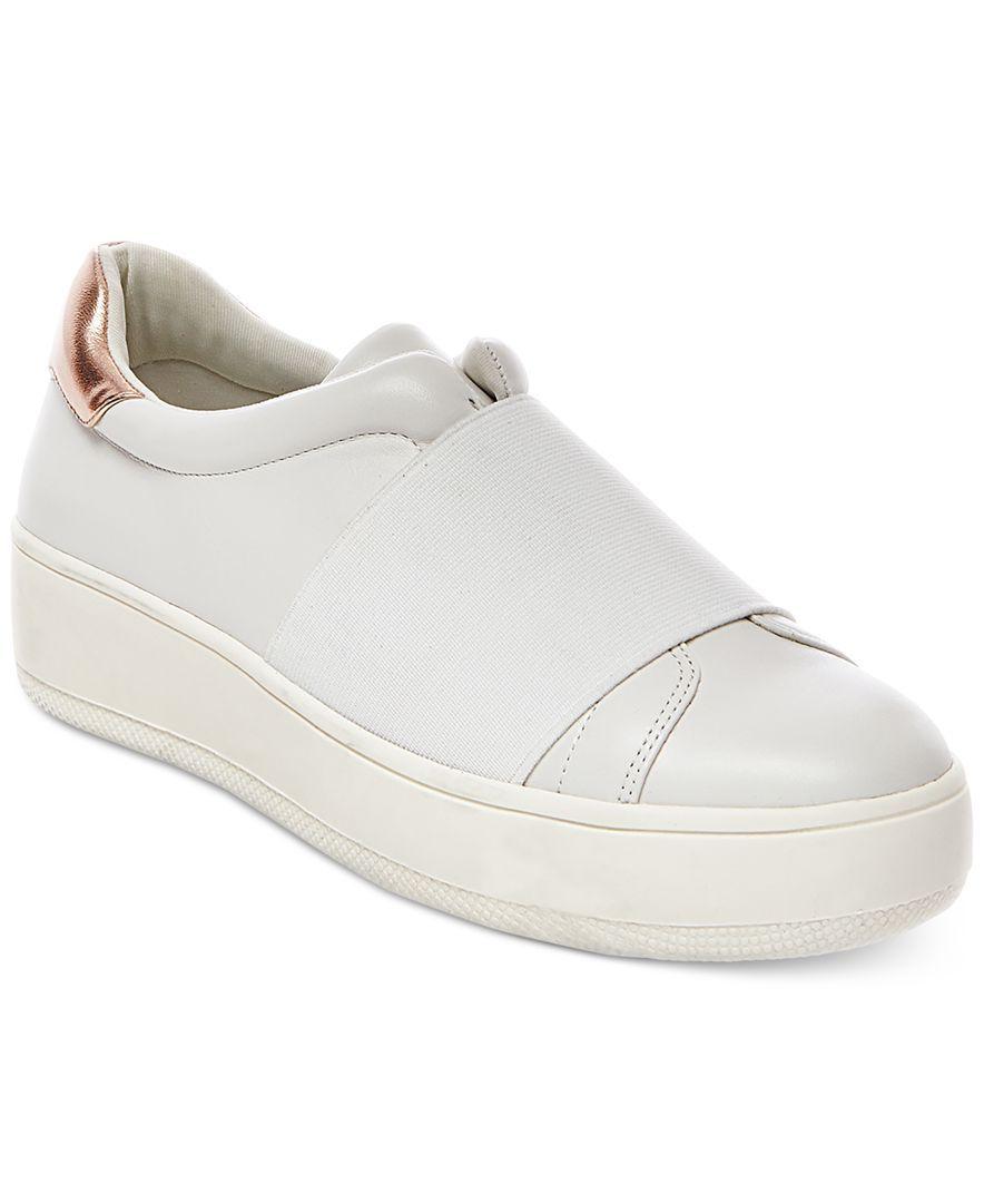 d7d111a29c5 Steven by Steve Madden Women s Bravia Slip-On Platform Sneakers ...